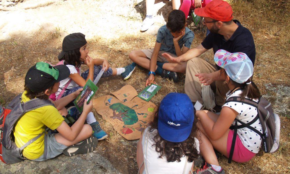 Educación Ambiental Madrid