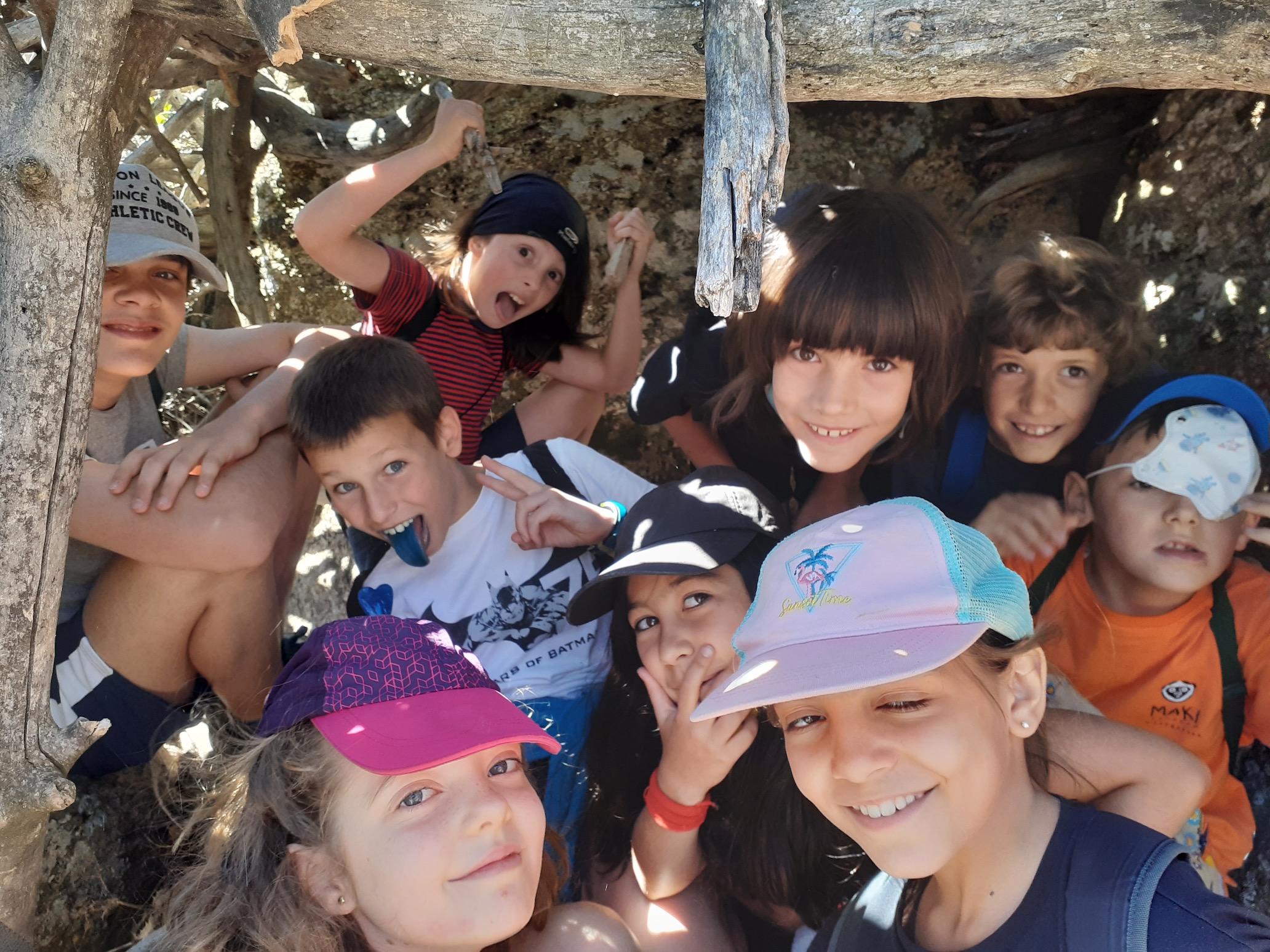 Campamento Naturaleza